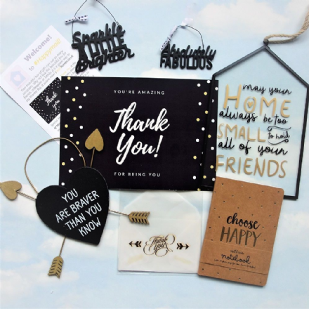 Over 20% OFF Thank you! Gift Box